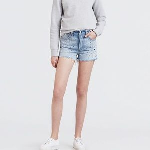 🦋NWT 501® High Rise Shorts
